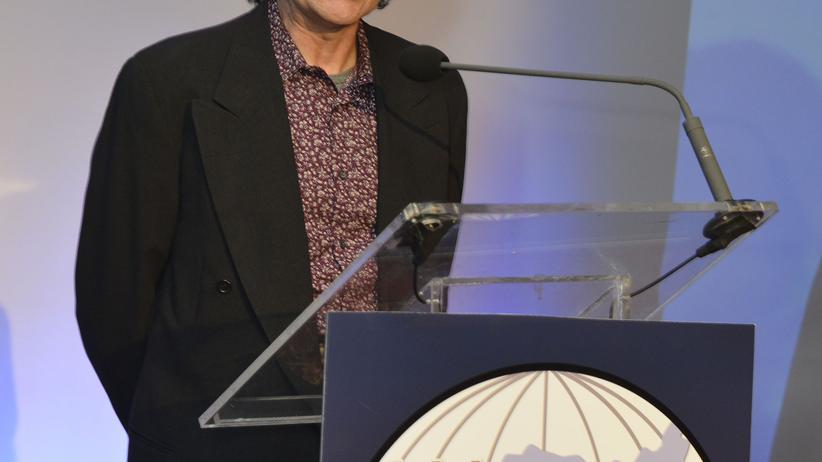 Peter Buffett bei einer Veranstaltung in New York (Archivbild vom Mai 2013)