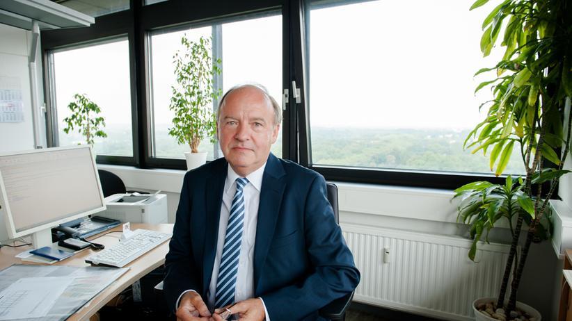 Arbeitsmarkt: Reiner Lipka
