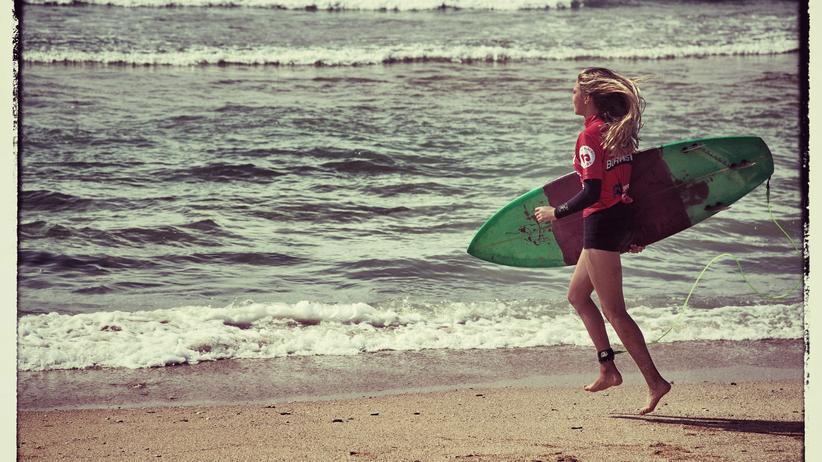 Strand: Wie Gold am Meer
