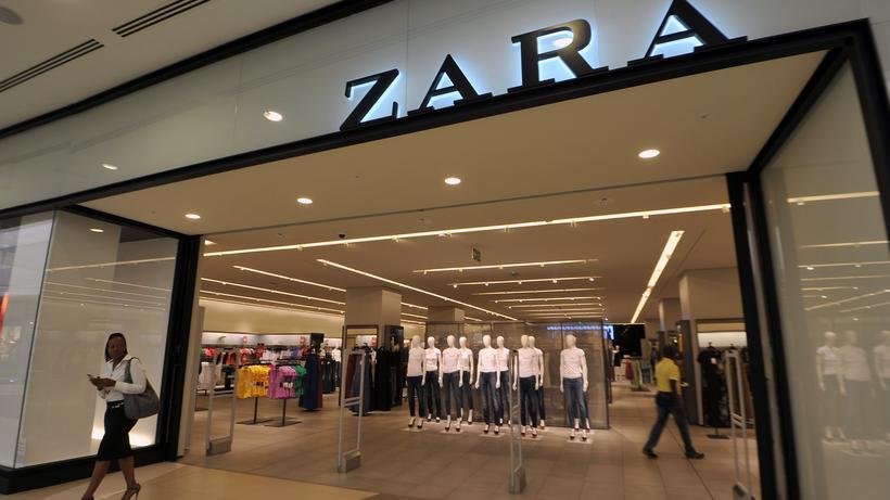 Modekette Zara Entschuldigt Sich Für Hemd In Kz Optik Zeit Online