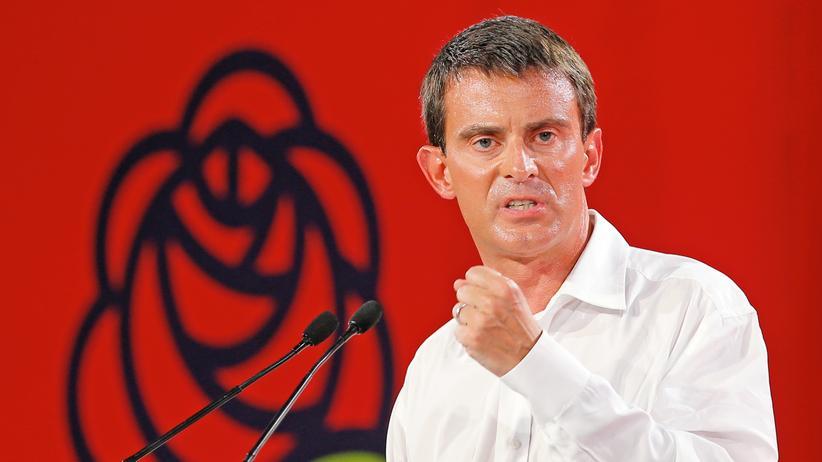 Frankreich: Monsieur Valls begehrt auf