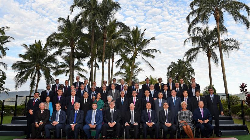 Steuerflucht: Staatschefs gegen Steuertricks