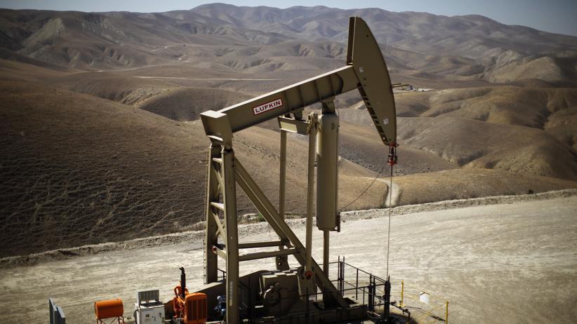 Die USA bauen ihre heimische Öl-und Gasförderung aus, wie hier in Kalifornien.
