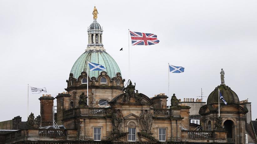 Unabhängigkeit: Schottlands Euro-Abenteuer