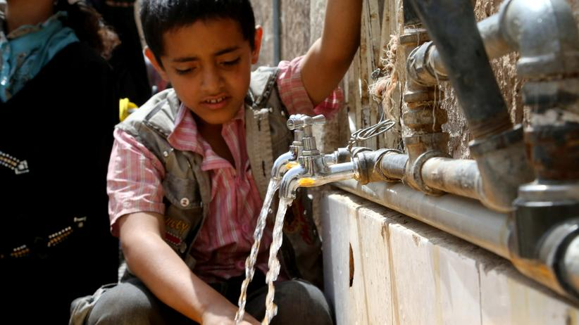 """Ressourcen: """"Der Wassermangel hat die Konflikte in Nahost verschärft"""""""