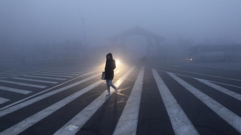 China: Umhüllt von Dieselruß