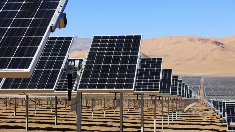 Desertec: Das Wüstenstromprojekt Desertec macht nur als kleine Firma weiter.