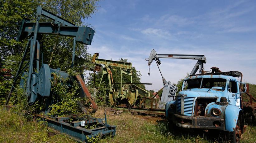 Ölförderung : Es sprudelt wieder im Elsass