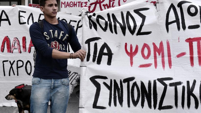 """Griechenland: Bei der Umschuldung """"Milliarden verschenkt""""?"""