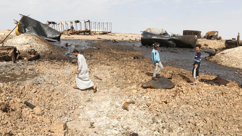 IS Finanzierung Öl