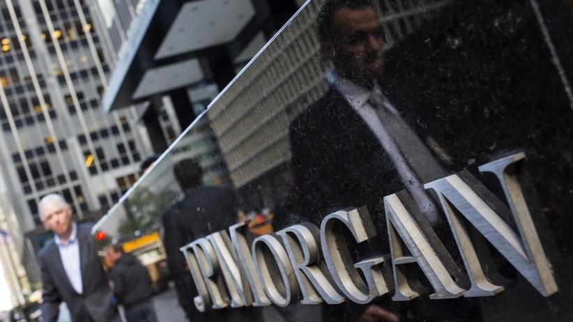 JPMorgan: Das JPMorgan Chase Co. Gebäude in New York