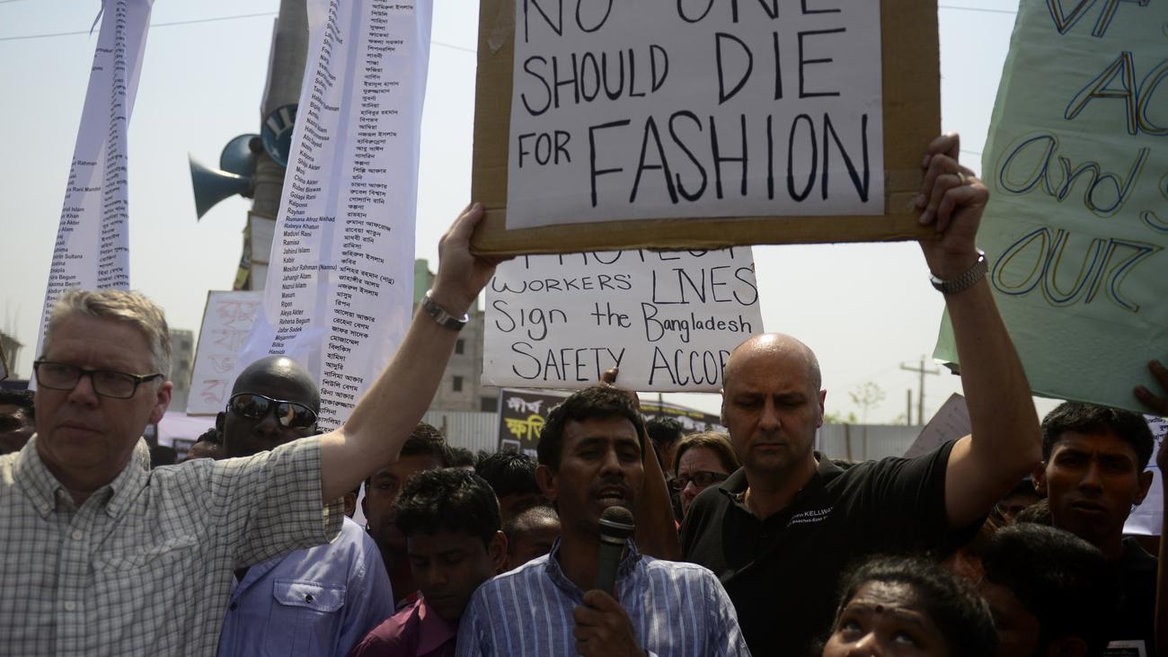 Textilsiegel faire kleidung ist m glich zeit online for Fashion jobs hamburg