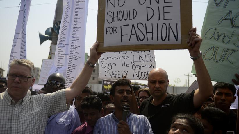 Faire Kleidung: Die Billig-Textilhersteller mauern