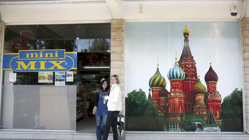 Russen frauen treffen