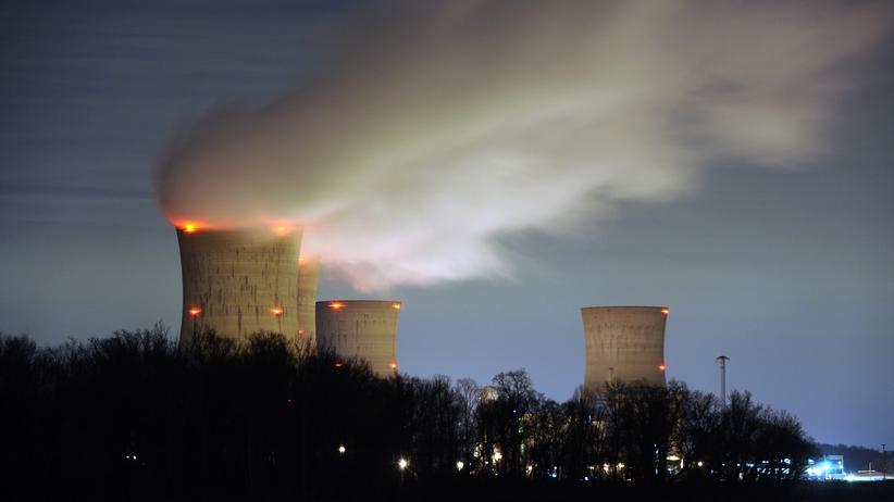 Das Atomkraftwerk Three Mile Island in Pennsylvania/USA, wo sich 1979 ein Störunfall ereignete (Archiv)
