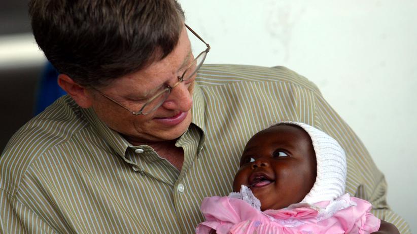 Ebola: Mehr Bill Gates für Afrika!