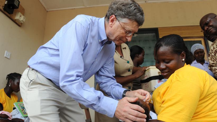 Wirtschaft, Bill Gates ,    Stiftung,     Gates Foundation,     Weltgesundheitsorganisation,     Spenden,     Ebola