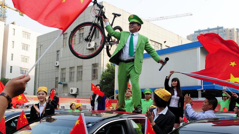 Was bewegt Chen Guangbiao?: Der berühmteste Wohltäter Chinas – nach eigenen Angaben