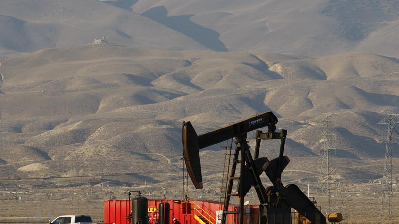 Fracking: Hier soll gefrackt werden: Ölfeld in Kalifornien im vergangenen März