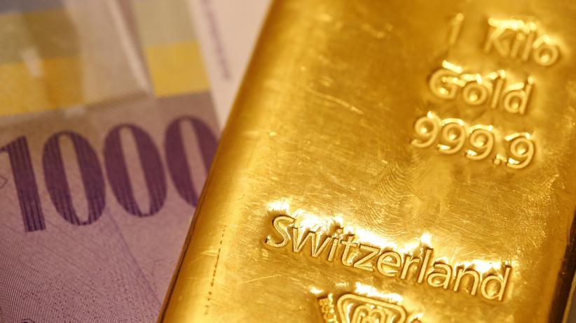 Schweizer Volksentscheid: Die große Sehnsucht nach dem Gold