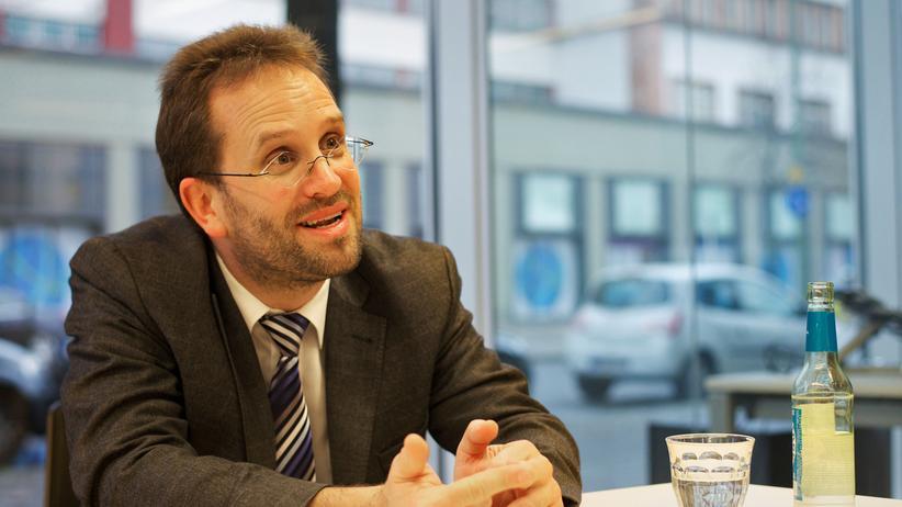 Klaus Müller, Vorstand der Verbraucherzentrale Bundesverband vzbv