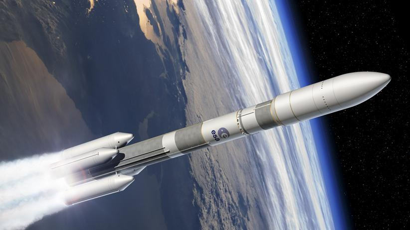 Ariane 6 Ariane 5 Trägerrakete Esa Raumfahrt
