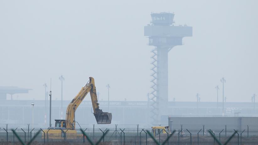 Flughafen BER: Berliner Flughafen soll 2017 eröffnen