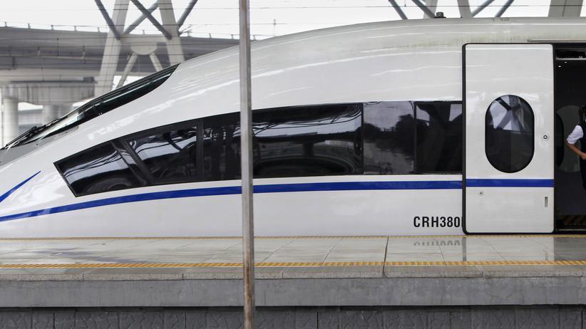 Bahnindustrie: Der chinesische Hochgeschwindigkeitszug CRH3