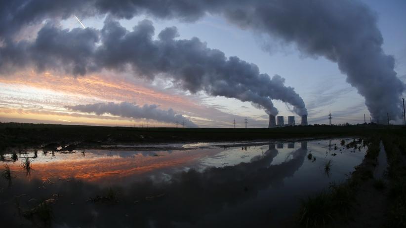 Energiewende : Das RWE Kohlekraftwerk Neurath