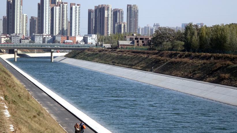 Kaiserkanal: Der große Wassertransfer
