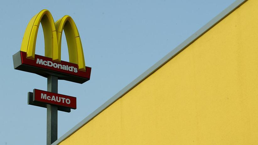 Wirtschaft, McDonald's, McDonald's, Fast Food, USA, Michael Bloomberg