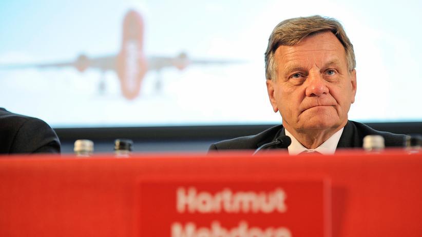BER: Nachfolger für Hartmut Mehdorn gesucht
