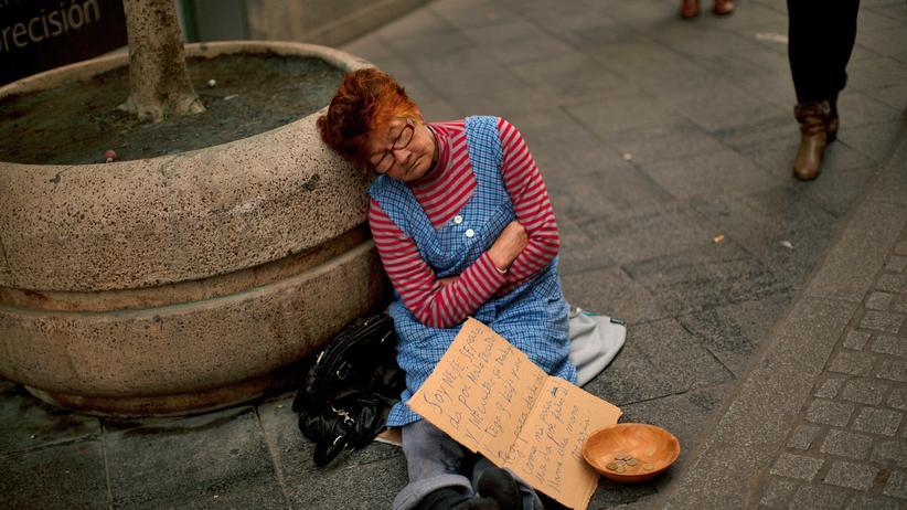 Armut bremst das Wirtschaftswachstum