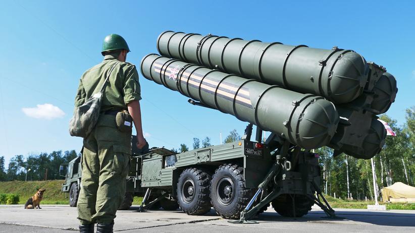 Rüstungsexport: Russland verkauft mehr Militärtechnik