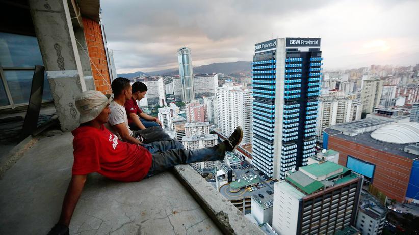 Armut Caracas Oxfam Weltbevölkerung Vermögen