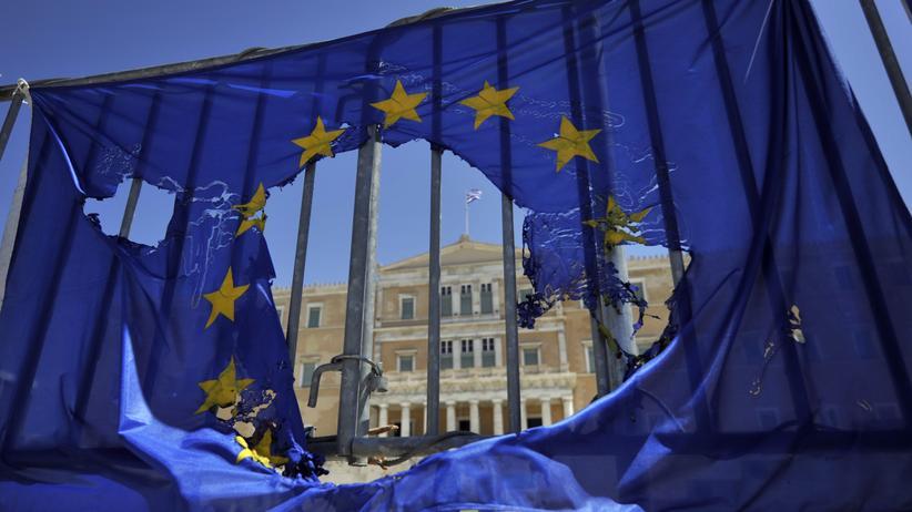 Alexis Tsipras: Die Griechen gründen gerade Europa