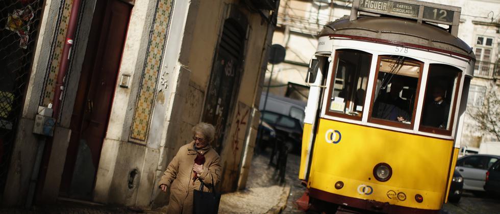 Griechenland Euro Krise Portugal