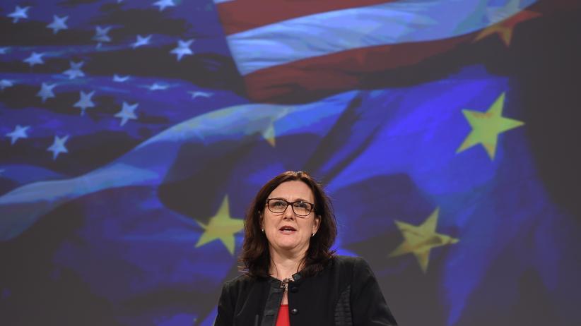 Wirtschaft, TTIP, EU-Kommission, Cecilia Malmström, TTIP, Freihandelsabkommen, USA, Vattenfall, Philip Morris, Australien, China, Kanada, Russland, Uruguay, Afrika, Europa