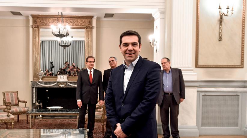 Syriza-Wahlsieg: Warum Griechenland keinen Schuldenschnitt braucht
