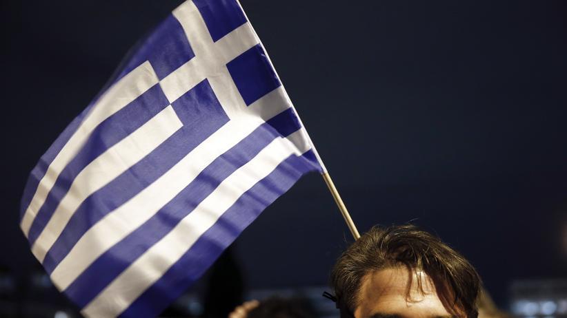 Eurokrise: Proteste in Athen gegen die Sparauflagen aus Brüssel