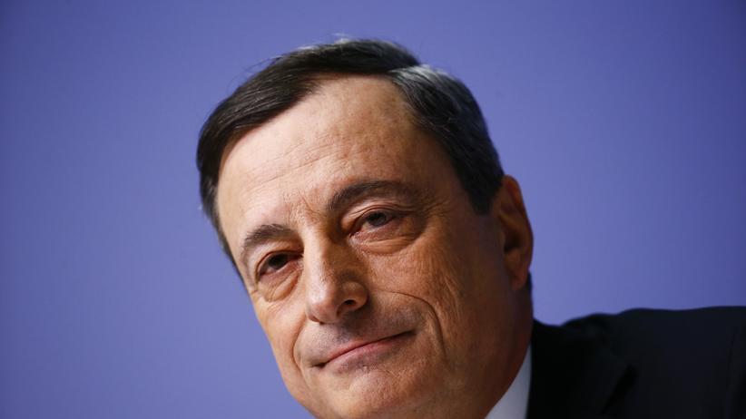 Draghi EZB Griechenland