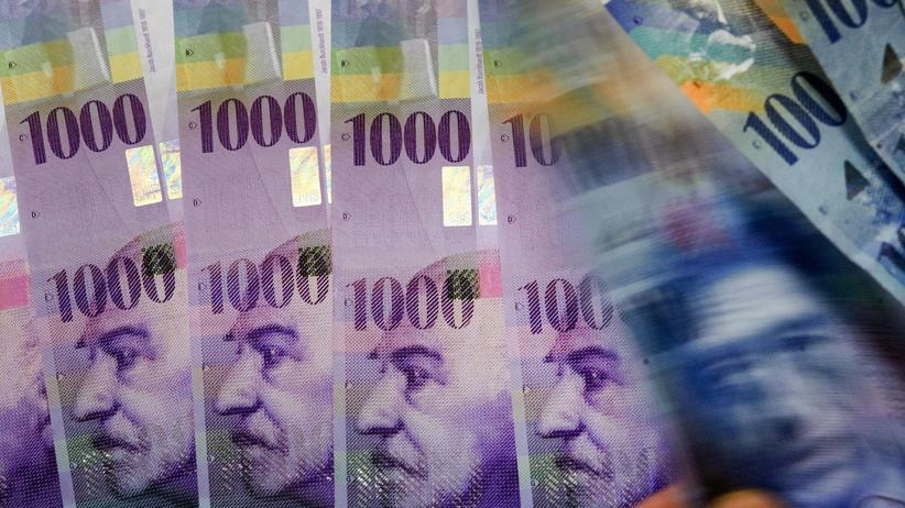 Schweizer Tausender: Die teuerste Note