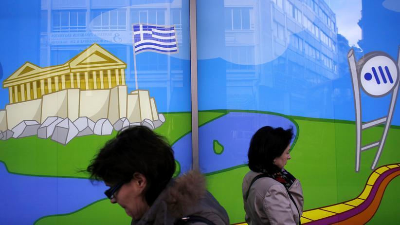 Euro-Krise: Wirtschaft, Euro-Krise, Euro-Krise, Euro-Zone, OECD, Griechenland, Irland, Portugal, Spanien