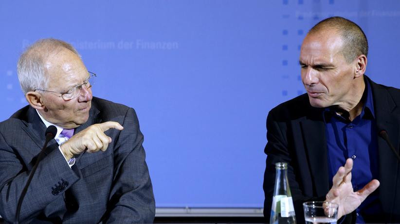 Griechenland: Wirtschaft, Griechenland, Haushalt, Euro, Alexis Tsipras, Yanis Varoufakis, Griechenland