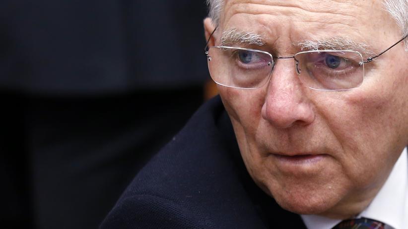 Reaktionen in Griechenland: Wolfgang Schäuble als Geiselnehmer
