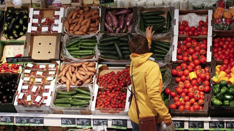 Inflationsrate: Preise sinken stärker als erwartet