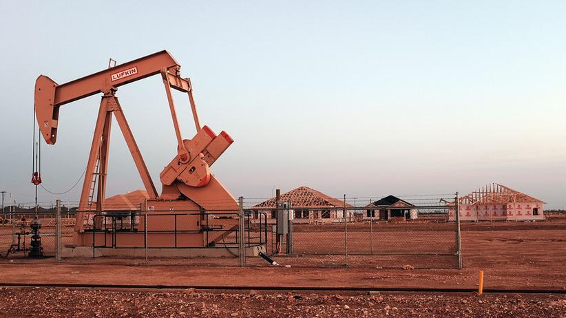 Texas: Ende eines Booms