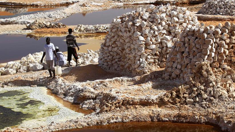 Sudan: Die göttlichen Steine der Beduinen
