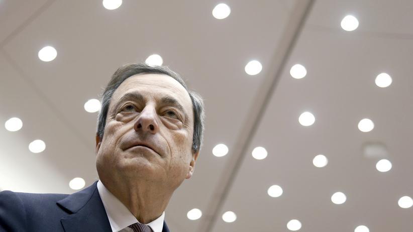 EZB Mario Draghi