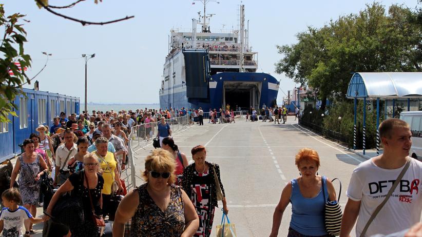 Russland: Putin-Rabatt für Urlaub auf der Krim